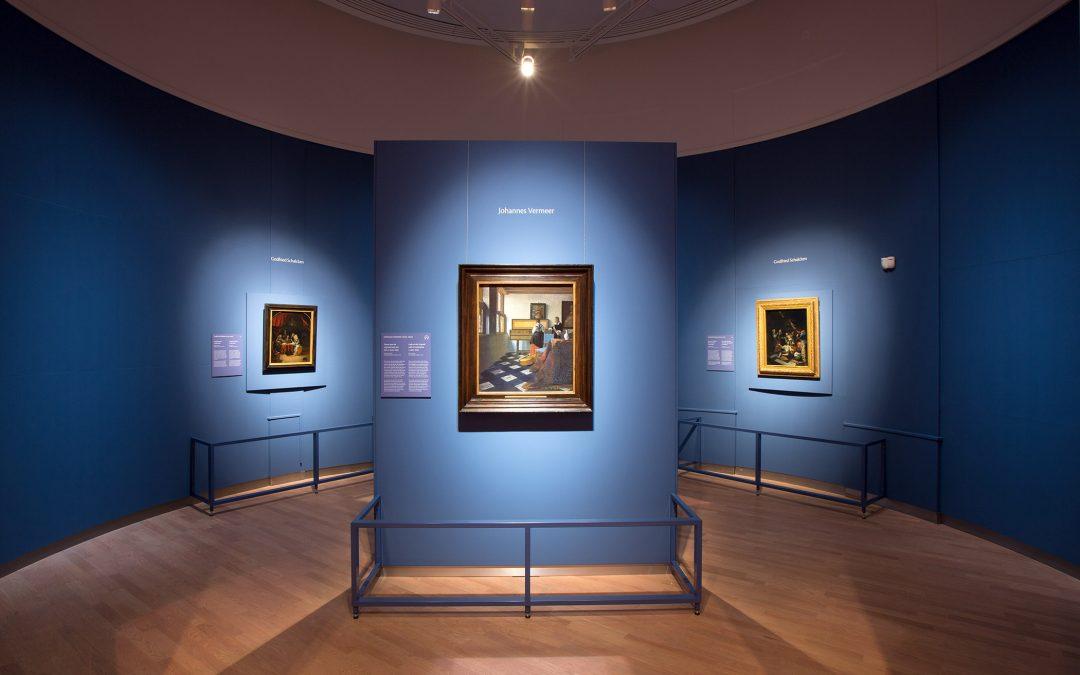 Hollanders in huis: Vermeer en tijdgenoten uit de Britse Royal Collection